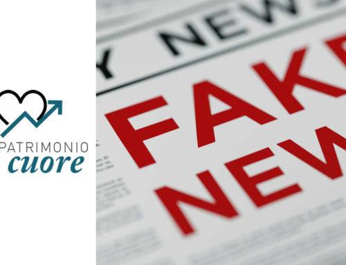 Le Fake news in finanza: Quanto ci fidiamo del web quando si parla d'investimenti